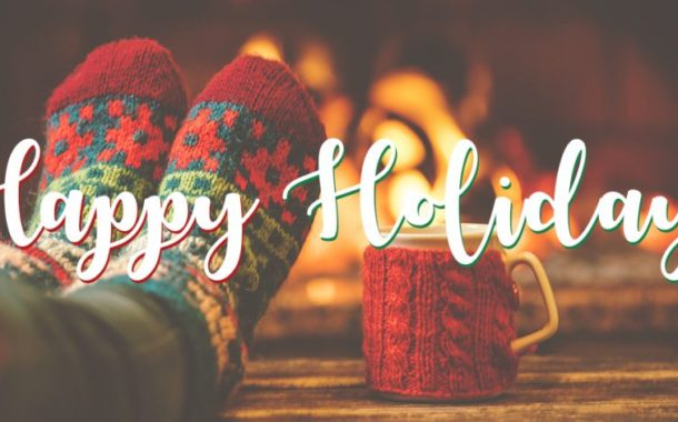 Happy Holidays From WaterSignal...