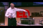 Michael Pritchard: How to make filthy water drinkable...
