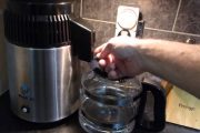 Water Distiller Vs Tap Water (The removal of crud)...