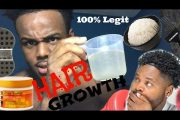 How To Grow Fast Healthy Hair with Rice Water   Ft. Terrell Tailo...