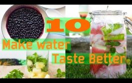 10 Healthy Things You Can Add to Water to Make It Taste Even Bett...