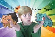 Fire and Water Type Bulbasaur?!?! [Pokemon Type Swap] Photoshop [...