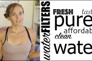DRINK CLEAN WATER! - My at-home Water Filtration picks...