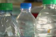 Study: Plastic Particles Found In Bottled Water...