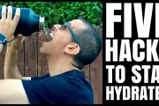Are You Dehydrated? 5 Tips On How To Stay Hydrated / Healthy Hack...