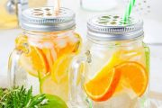 3 Healthy Fruit & Herb Infused Water Recipes...