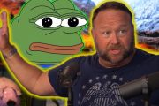ALEX JONES SAYS TAP WATER IS TURNING HUMANS AND FROGS GAY!...