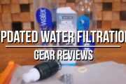 2019 Updated Water Filtration System...