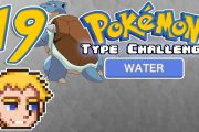 Pokemon LG Mono Type: Water [Part 19] - Sabrina the Teenage Psych...