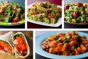 5 Healthy Vegetarian Recipes For Weight Loss...