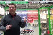 Tank Type Water Heaters by Richmond, at Menards video...