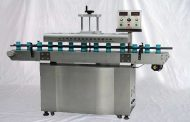 Induction caps sealing MC tunnel type water-cooled system linear ...