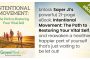 Learn why intentional movement matters [free eBook]...
