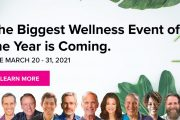 One of the biggest wellness events of the year...