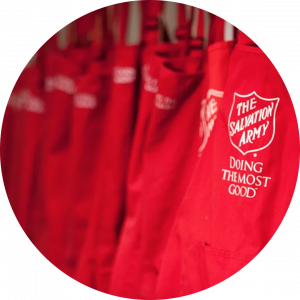 The Salvation Army: Doing the most good for our most precious nat...