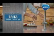 Discover the new BRITA Intergrated water filter tap - Round...