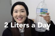 Healthy Lifestyle: Drinking Water...