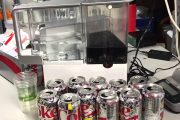 Water Filter turns Diet Coke back into Pure Water...