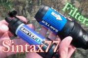 Sawyer Mini Vs Saywer Squeeze Water Filter System...