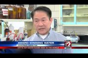Hamilton's tap water named best in the world...
