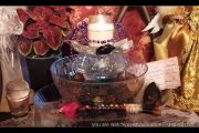 How to create a Crystal water fountain for your home--Healthy!...