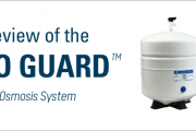 Review of the HYDRO GUARD Reverse Osmosis Drinking Water System...