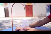 This Incredible Machine Pulls Clean Drinking Water Out of Thin Ai...