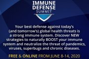 The Immune Defense Summit is Here...
