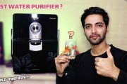 LG Puricare Water Purifier  WW180EP RO + UV + UF + Mineral Booste...
