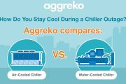 Choose the right type of chiller. Air-Cooled Chillers vs. Water-C...