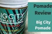 The MOST HAIR HEALTHY Gel Pomade? | Big City Firm Gel Review...