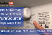 Frigidaire WF3CB PureSource Water Filter Replacement Video...