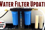 *Review Update* Clearsource RV Dual Stage Water Filter System...
