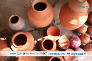 earthen water pots for drinking water | Clay water pot with Tap...