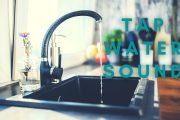 Tap Runing Water Relaxing Sound  3 Hours NO ADS #runingwater#tapw...
